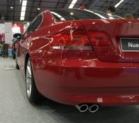 BMW 330d Coupé