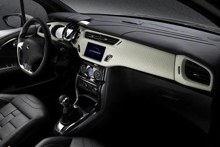 Citroën DS Inside, las imágenes del interior