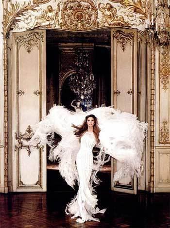 Gisele Bundchen para Harper's Bazaar
