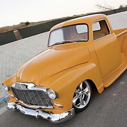 "1952 GMC Pickup ""Butterscorched"""
