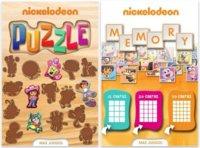 Nick Puzzle y Nick Memory, dos juegos para iOS