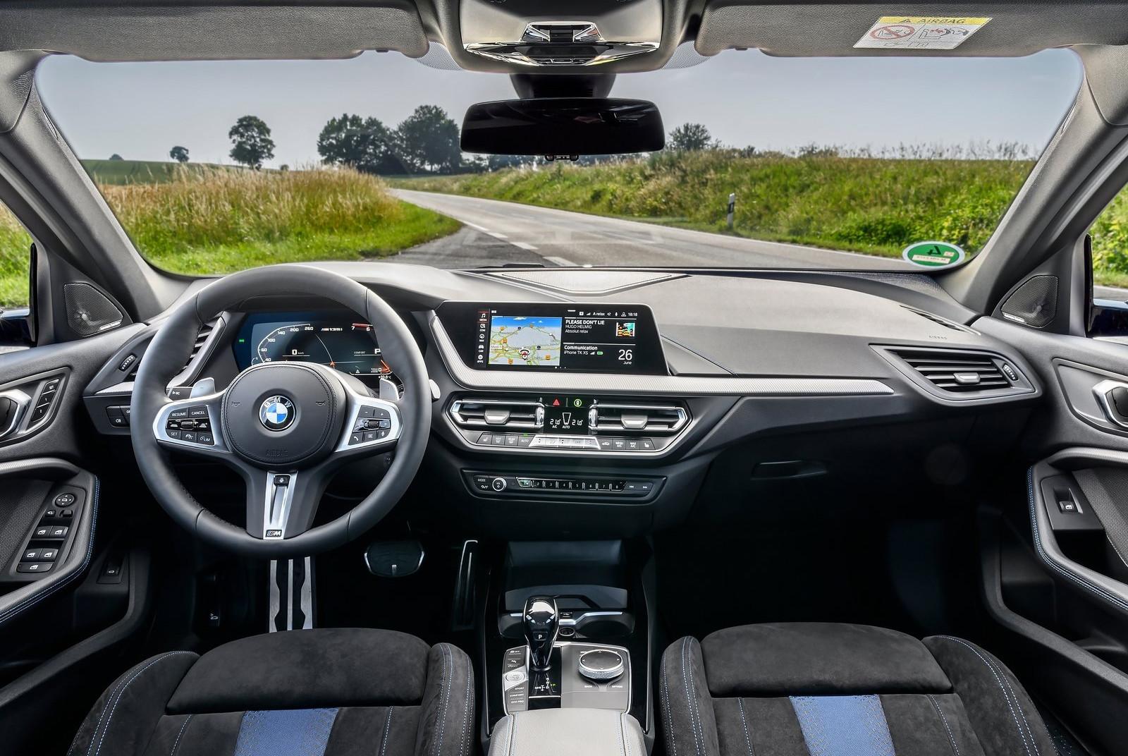Foto de BMW 118i M Sport (lanzamiento) (19/23)