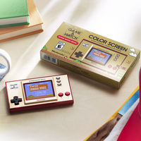El legendario portátil Nintendo Game & Watch está de regreso: con una pantalla LCD a color y Super Mario Bros