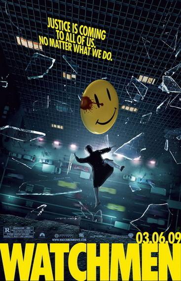 'Watchmen', teaser póster
