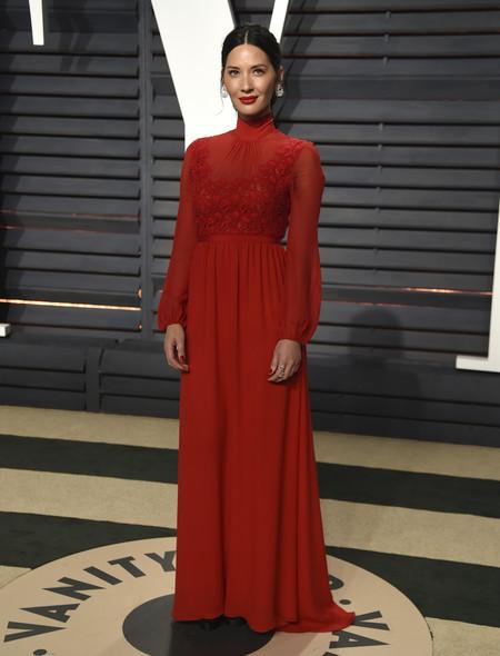 Looks Fiesta Vanity Fair Oscars 2017 Alfombra Roja 10