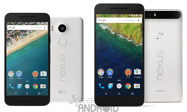 5c52cb184a3 Nexus and Nexus 5X 6P