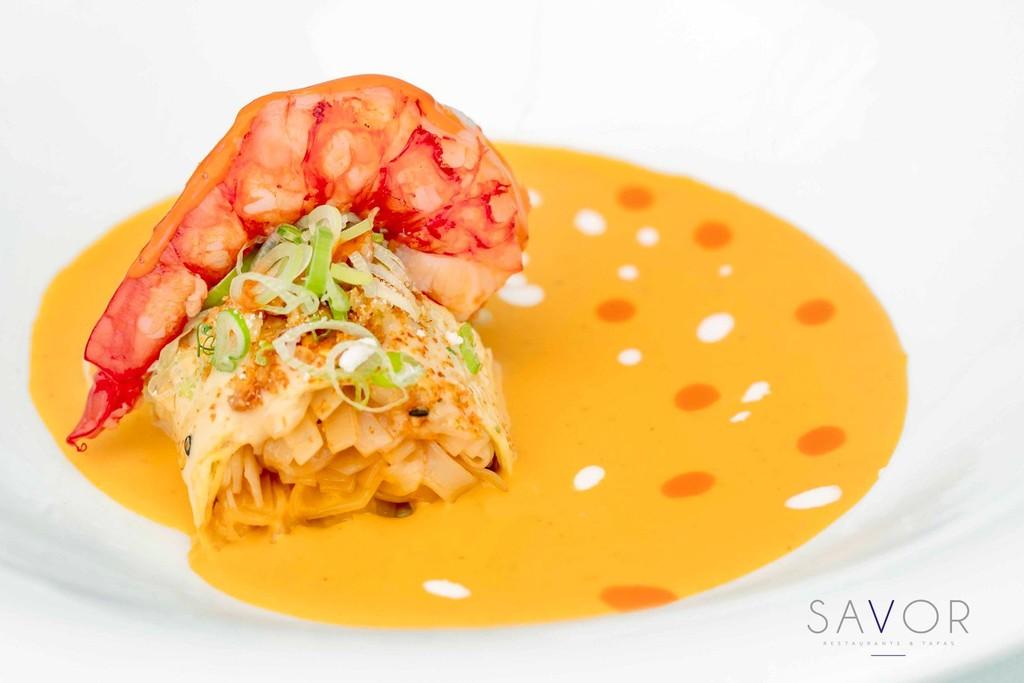 Restaurante Savor, creatividad y esencia de la tapa en la Costa del Sol