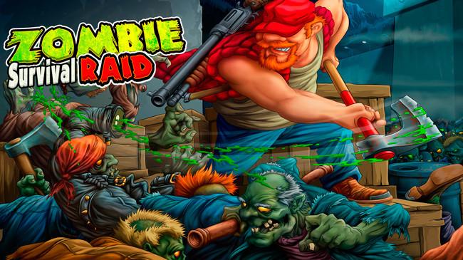 Juegos android gratis(free) zombie raid