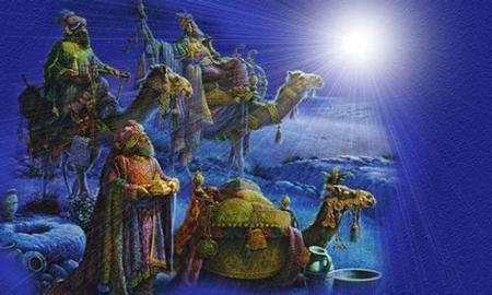 Todo listo para la Cabalgata de Reyes