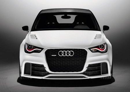 Audi A1 clubsport quattro, 503 CV de pura locura