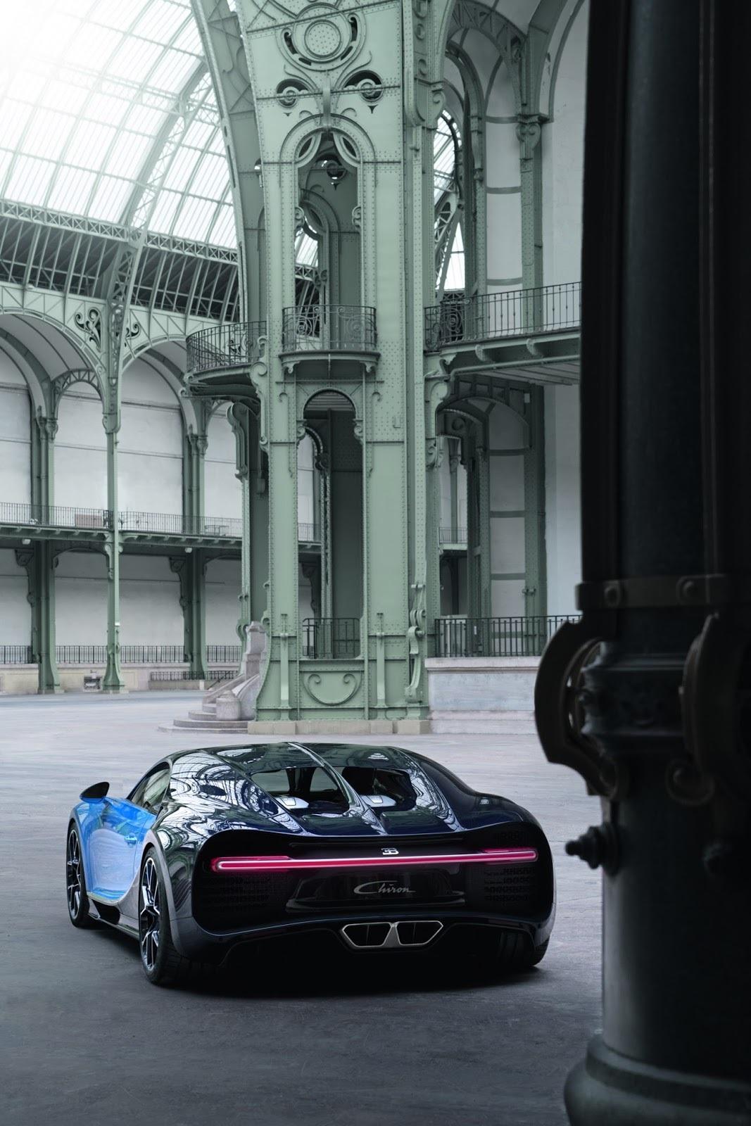 Foto de Bugatti Chiron (54/77)