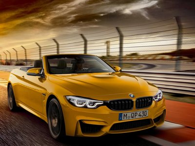 """Este BMW M4 Cabrio """"Edition 30 Jahre"""" celebra 30 años de deportividad descapotable en BMW M"""