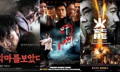 Sitges 2010 | 'Encontré al diablo' (Kim Jee-woon), 'Ip Man 2' (Wilson Yip) y 'Fire of Conscience' (Dante Lam)
