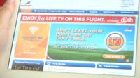 Dish ofrece televisión en directo en aviones de Southwest
