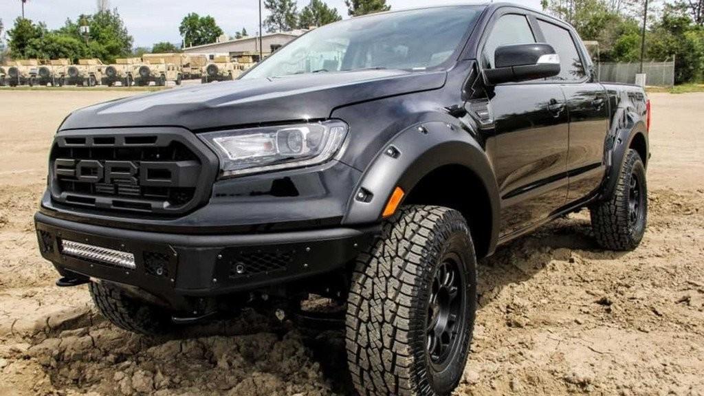 Un Concesionario De California Crea Una Version Americana De La Ford Ranger Raptor