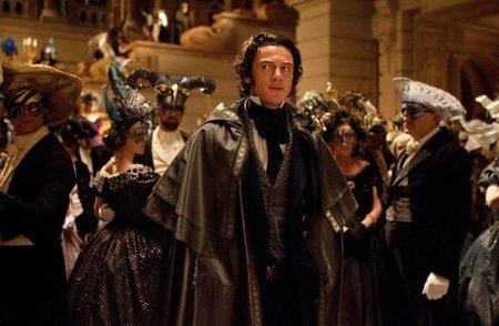 Luke Evans en una escena de la película