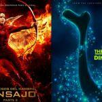 Estrenos de cine (27 de noviembre): vuelve Pixar y termina 'Los juegos del hambre'