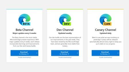 Microsoft trabaja en mejoras que deben llegar a Edge: ya se preparan para ofrecer la sincronización de las Extensiones