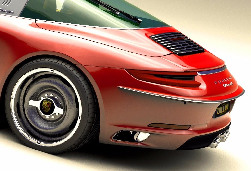 Foto de Porsche 911 Zolland Design (1/10)