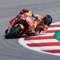 """Jorge Lorenzo explica el accidente con el que decidió el GP de Cataluña: """"En esa curva siempre se hace embudo"""""""