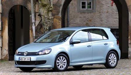 Volkswagen Golf BlueMotion 2010