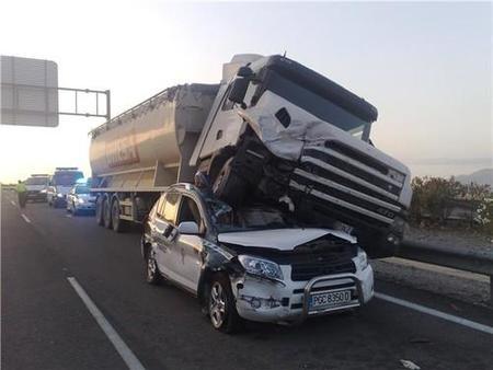 Dolorpasión™: Camionero contra la Guardia Civil