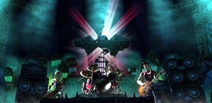 Harmonix anuncia 'Rock Band'