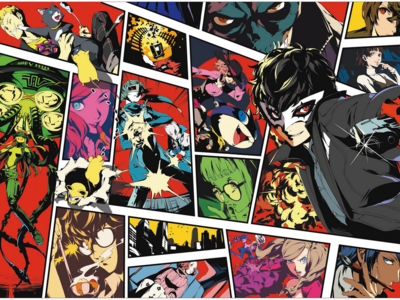 El arte de Persona 5, la fuerza interior y el review bombing. All Your Blog Are Belong To Us (CCCXCIX)