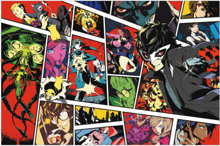 El arte de Persona 5, la fuerza interior y el review bombing. All Your Blog Are Belong To Us (CCCXCIX)