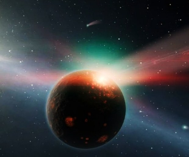 La migración planetaria como posible causante de la gran tormenta de meteoros