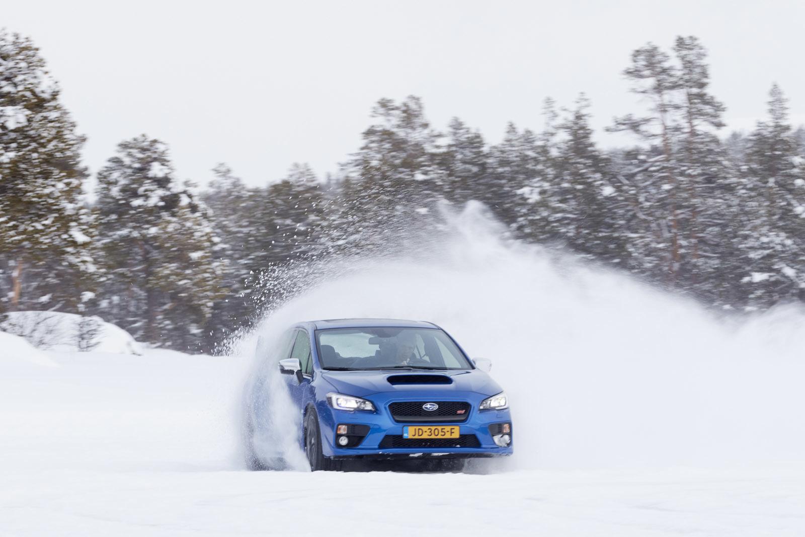 Foto de Subaru Snow Drive 2016 (109/137)