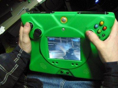Xbox Portátil por fin