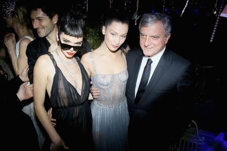 Kendall Jenner Bella Hadid And Mr Toledano