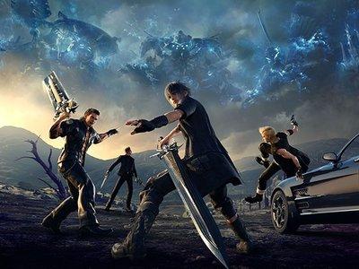 Ya está aquí Final Fantasy XV