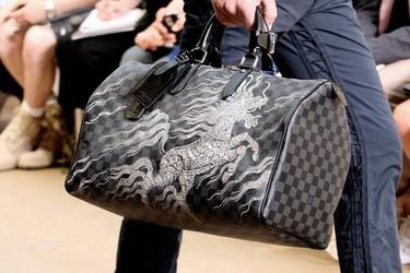 Scott Campbell colaborando con Louis Vuitton, Primavera-Verano 2011