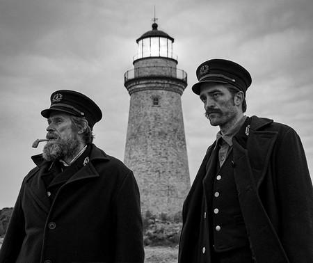 San Sebastián 2019: 'El faro', Robert Pattinson y Willem Dafoe se dejan la piel en una película excepcional