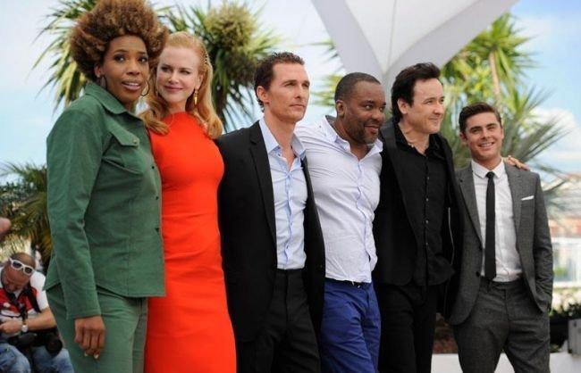 Gray, Kidman, McConaughey, Daniels, Cusack y Efron en Cannes