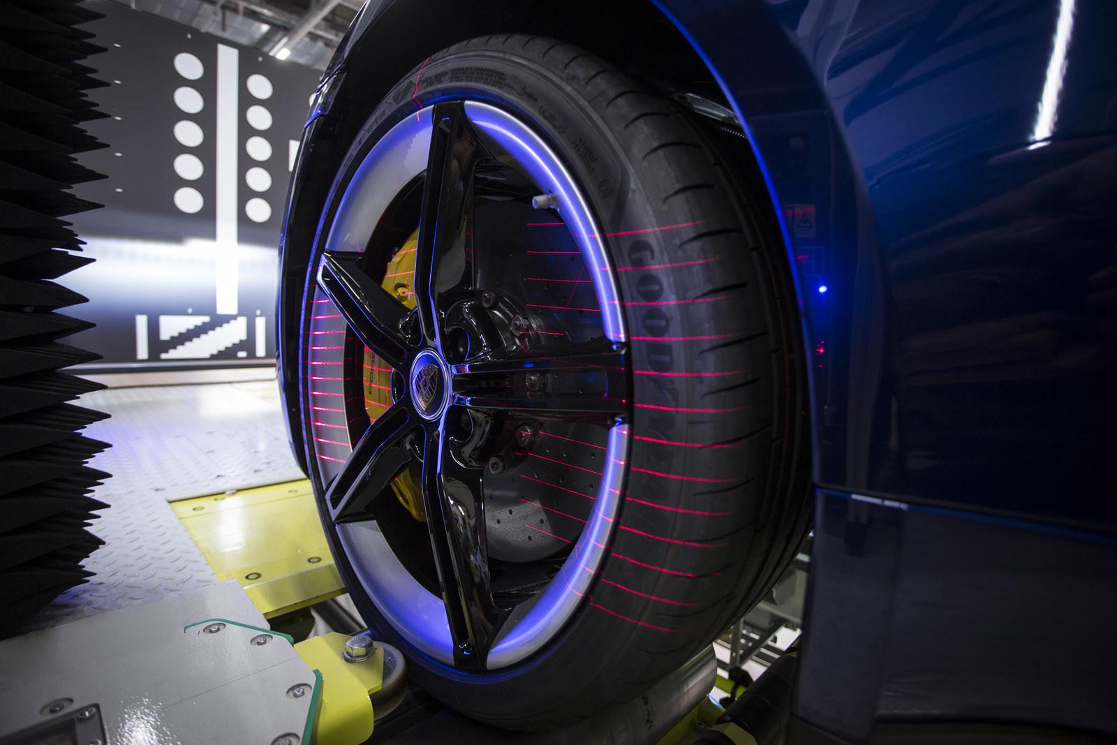 Foto de Fábrica Porsche Taycan (inauguración) (37/44)