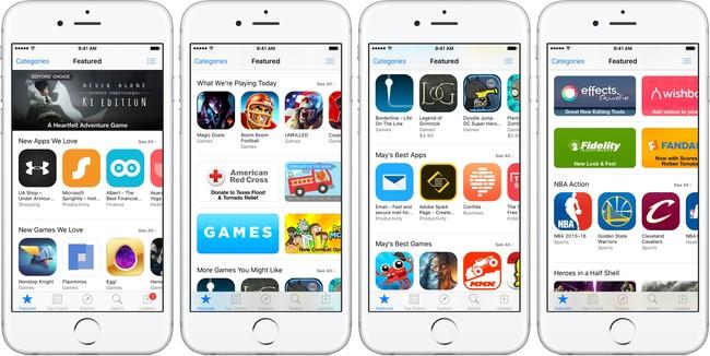 El efecto de que Apple elija tu app o juego como el de día: hasta 21 veces más descargas