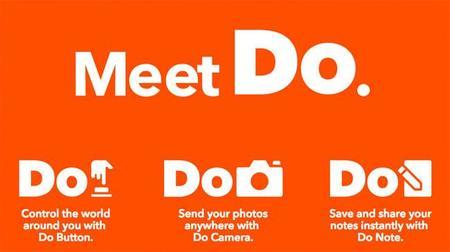 Do Button, Do Camera y Do Note, las tres nuevas apps de IFTTT