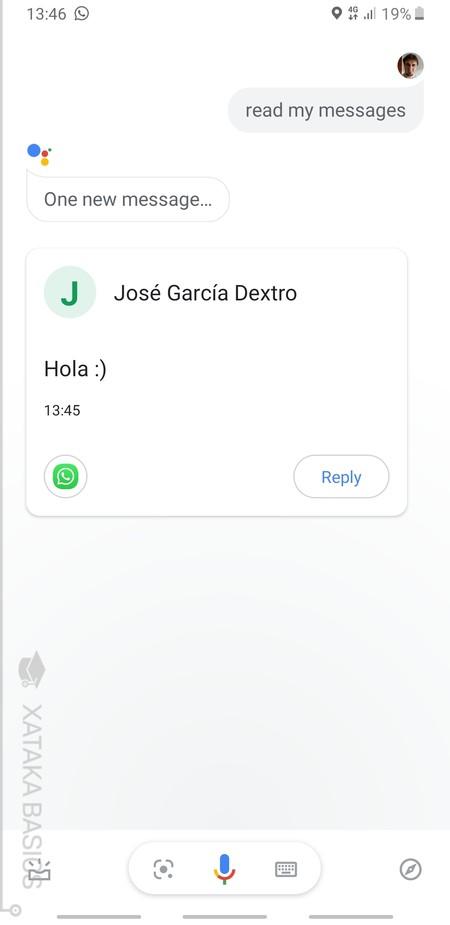 Mensaje Jose