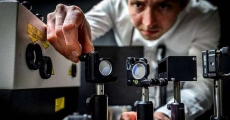 La cámara más rápida del mundo (5 billones fps) puede fotografiar la propia luz