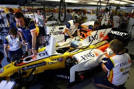 Fernando Alonso vuelve a estar entonado en Japón
