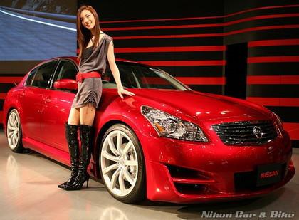 Nissan Skyline Aero Concept