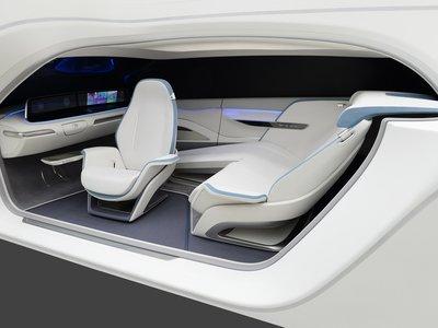 Hyundai quiere un spa en los interiores del futuro