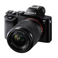 La Sony Alpha 7 con objetivo 28-70mm, vuelve hoy a su precio mínimo en Amazon: 799,99 euros