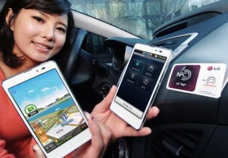LG quiere vender 35 millones de Smartphones en 2012