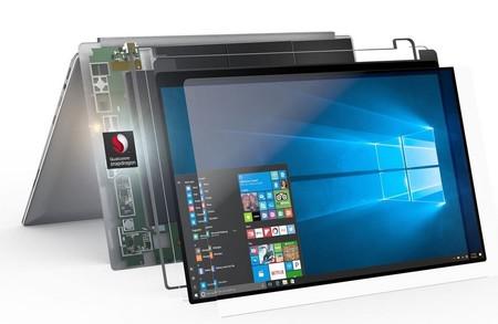 Los equipos de alta gama con Windows 10 y SoC ARM podrían optar por un nuevo procesador Snapdragon 1000