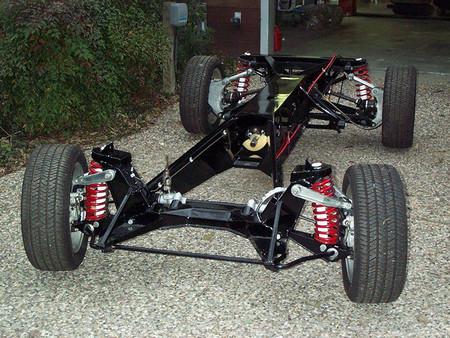 Lotus M90/X100 chasis