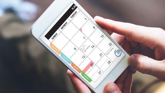 Siete Aplicaciones Para Decir Adiós A Tu Agenda De Papel